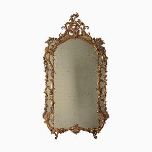 Specchio rococò toscano