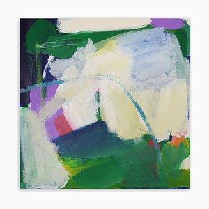 Grüne Hoffnung, Abstrakte Malerei, 2020