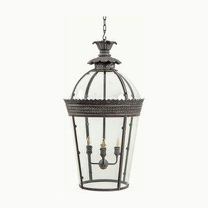 French Grey Byron Lantern