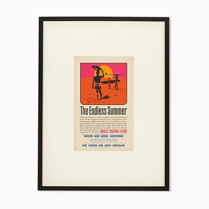 Póster The Endless Summer, 1966