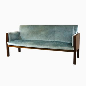 Three-Seater Sofa in the style of Franco Albini, 1940s
