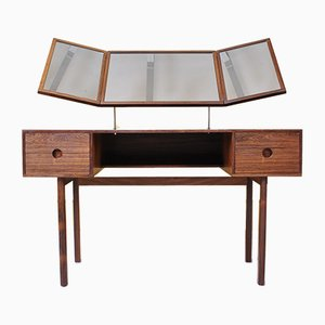 Rosewood Dressing Table by Kai Kristiansen for Aksel Kjersgaard, 1960s