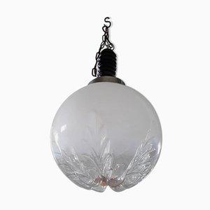 Large Murano Globe Light from Mazzega