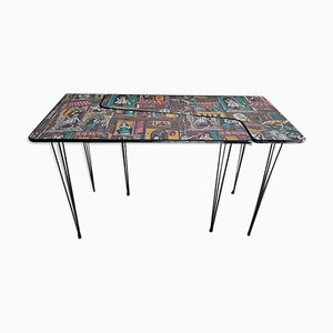 Tables en Formica, Italie, 1950s