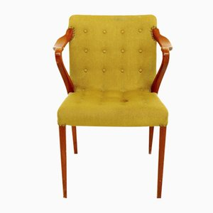 Swedish Armchair by Axel Larsson for Bodafors, 1940s