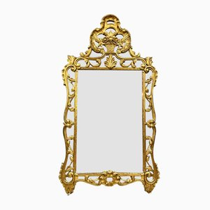 Regency Gilded Mirror, 19th-Century