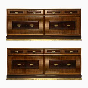 Credenzas from Atelier Borsani Varedo, 1950s, Set of 2