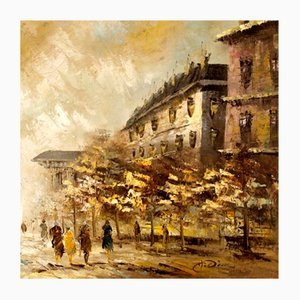 French School Impressionist Style of the 20th Century