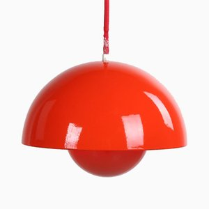 Vintage AJ Royal Pendant by Arne Jacobsen for Louis Poulsen, 1960s