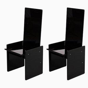 Simon Chairs by Kazuhide Takahama for Gavina, 1980s, Set of 2