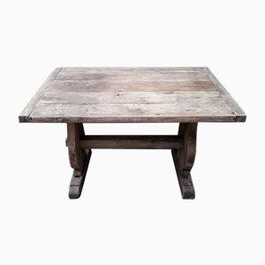 Tavolo da pranzo brutalista, anni '40