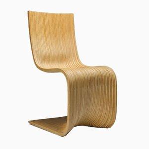 Bamboo Esszimmerstuhl von Alejandro Estrada für Piegatto, 2000er