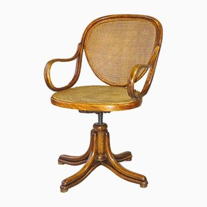 No.1 Screw Desk Chair by Michael Thonet for Thonet, 1882