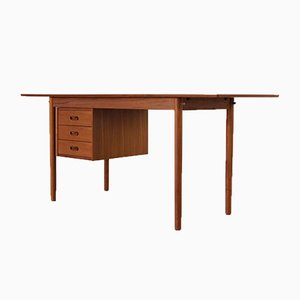 Teak Desk by Arne Vodder for Sigh & Søns Møbelfabrik, 1960s