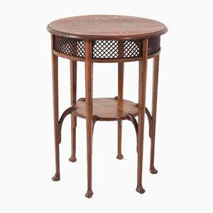 Antique Coffee Table by Henri van de Velde
