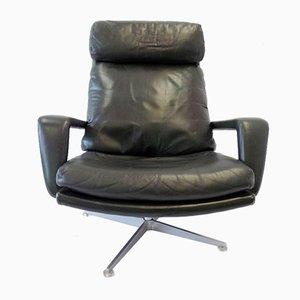 Dunkelgrüner Sessel von Kaufeld, 1960er