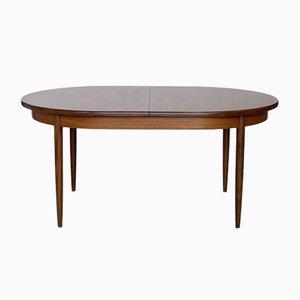 Tavolo da pranzo in teak di G-Plan, anni '60