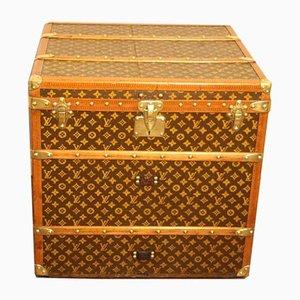 Cube Dampfschifftruhe von Louis Vuitton