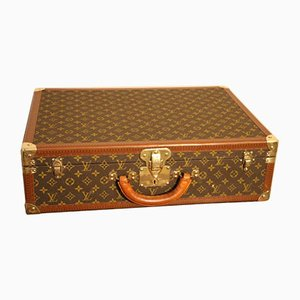 Suitcase in Monogram Canvas by Louis Vuitton, 1980s