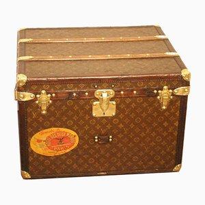 Baúl de viaje pequeño de Louis Vuitton, años 20