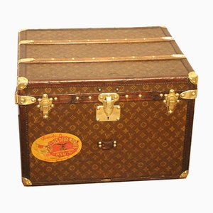 Small Steamer Trunk by Louis Vuitton, 1920s