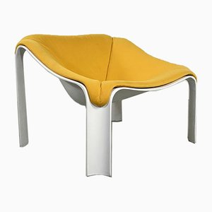F300 Lounge Chair by Pierre Paulin for Artifort, 1960s