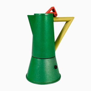 Espresso Pot by Ettore Sottsass for Lagostina, 1980s