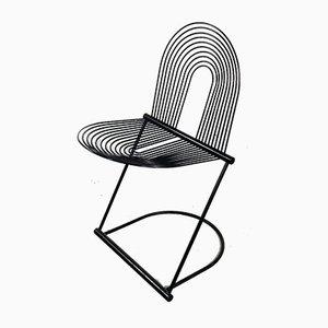 Swing Chair by Jutta & Herbert Ohl for Rosenthal Lübke, 1980s