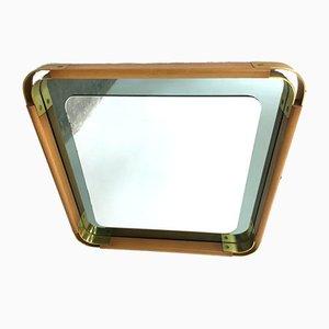 Mid-Century Space Age Italian Mirror, 1970s