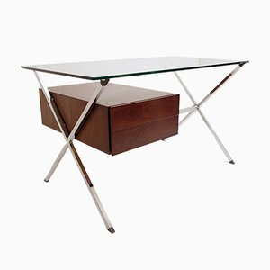 Minimalist Desk by Franco Albini for Knoll International, 1970s