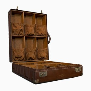 Vintage Shoe Travelling Case, 1930s