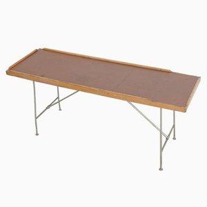 Industrieller Zusammenklappbarer Tisch, 1940er
