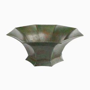 Vintage Bronze Bowl by Sune Bäckström
