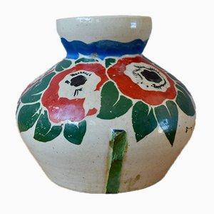 Art Deco Vase by Betzy Augeron, 1930s