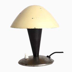 Bauhaus Bakelit Schreibtischlampe, 1930er