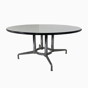 Round Dining Table by Charles & Ray Eames for Vitra, 1970s