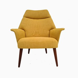 Danish High Backed Armchair for Erhardsen & Andersen, 1960s