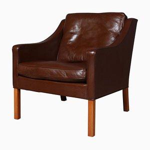 Modell 2207 Lounge Chair von Børge Mogensen