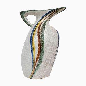 Westdeutscher Keramik Rucha Krug von Milano Collection, 1950er