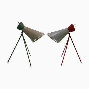 Table Lamp by Josef Hurka for Napako, 1958