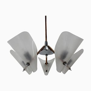 Chandelier from Drukov, 1960s