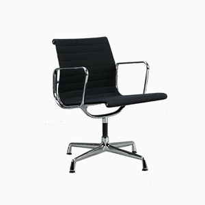 Vitra EA 108 Aluminium Stuhl