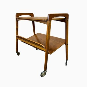 Danish Teak Trolley, 1970s