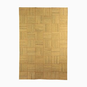 Burano Collection Geometric Woolen Carpet from Sartori, Italy