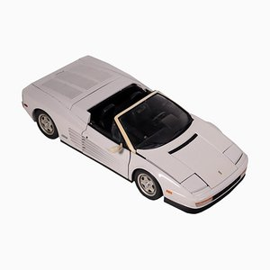 Metal and Plastic Ferrari Rivarossi