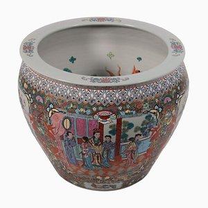 Large Porcelain Cachepot