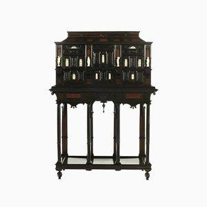 19th Century Alabaster Cabinet
