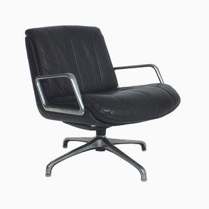 Swivel Chair from Saporiti, 1970s