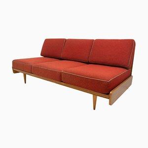 Folding Sofa, 1960s, Czechoslovakia