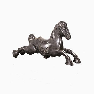 Decorative Rocking Horse from Mobo, 1950s